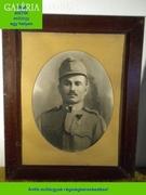 P675 Régi katona fotógráfia I. világháborús