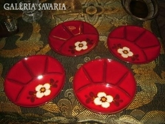 Winterling osztott kerámia tányérok