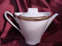 ART DECO Hutschenreiter tea kiöntő