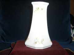 "Antik porcelán váza-""M Z"""
