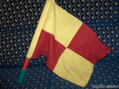 Retro partjelző zászló