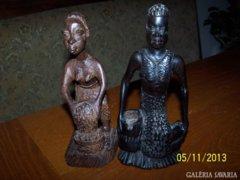 AFRIKAI szobor
