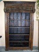 Antik indiai szekrény
