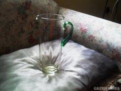 Formatervezett üveg - vizes