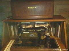 Singer táska varrógép