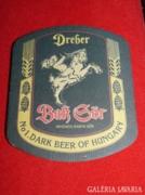 Söralátét - Dreher Bak sör