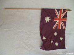 U842 B1 Ausztráliai kis méretű selyem zászló