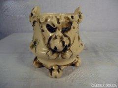 AB40 E3 Antik porcelán vitrintárgy