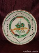 Fali tányér 01  ( DBZ0036 )