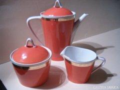 HOLLÓHÁZI retro kávéskészlet kiegészítők