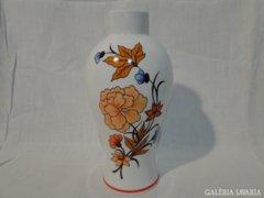 0456 Régi Hollóházi porcelán váza CSEPEL SPORT C.