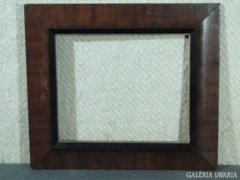 7833 Régi vágható art deco képkeret 29 x 35 cm