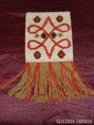 1db fali kis szőnyeg