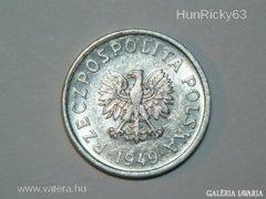 10 Groszy - Lengyelország - 1949.