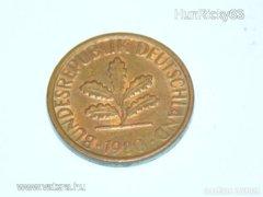 1 Pfennig (G) - Németország - 1980.
