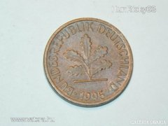 1 Pfennig (F) - Németország - 1995.