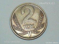 2 Zloty - Lengyelország - 1976.