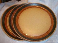 Kerámia lapos tányér 24 cm