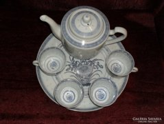 Rizs mintás Kínai teás készlet  ( DBZ0045 )