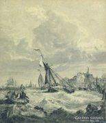 Greguss György : Viharos kikötő