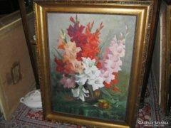 Mészáros Jenő festmény , eladó