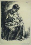 Kiss Terézia : Anyaság