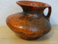 Retro kerámia váza, jelzett