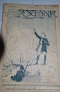 Zászlónk ifjúsági folyóirat 1910-ből