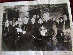 Fotó Serédi Serédi Jusztinián bíboros Parlament jelzett 1901