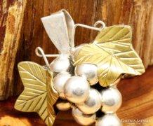 Mexikói ezüst medál vagy bross