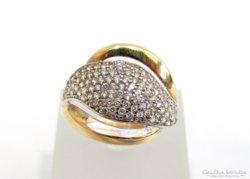 Arany gyűrű (Kecs-Au44076)