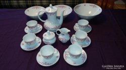 """Bavaria """"Seltmann"""" porcelán teaszervíz +kínáló tálak"""