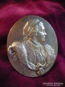 Mária Főhercegnő plakett. 14546/2
