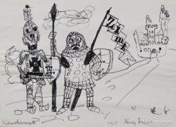 Kőnig Frigyes: Kóborlovagok-középkori várakkal