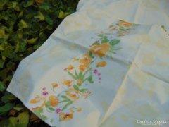 Álomszép virágos dupla ágynemű lepedővel, párnákkal !!