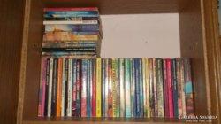 Kozmosz és Galaktika sorozat 148 db könyve