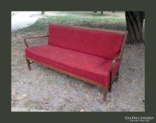 Kecses formájú kanapé,szófa