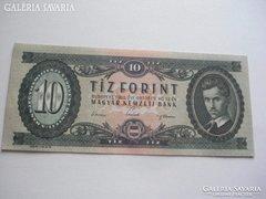 Tíz forint 1962 UNC