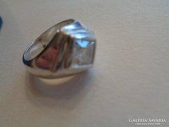 Klasszikus fazonú ezüst gyűrű !!