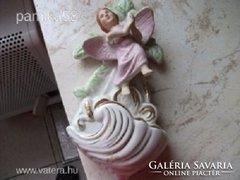 Antik porcelán szenteltvíztartó eladó!