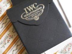 IWC kollekciók -CD,katalógus