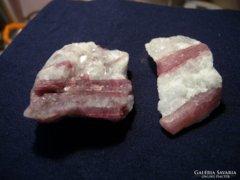 Valódi ritka turmalin/rubellit ásvány kristály eladó!