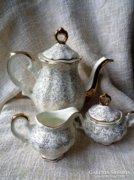 Bavaria teáskanna,cukortartó,kiöntő