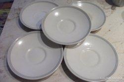 Angol porcelán süteményes tányér 5 db eladó!