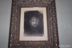 Kemenszky portré Révai Arthurról eladó