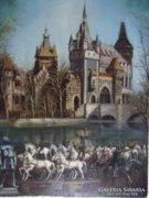Urbán Gábor Vajdahunyadvár évszázada