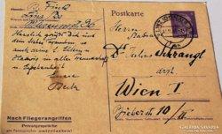 II. világháborús német levelezőlap (11)