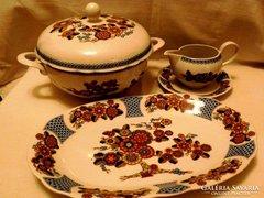 Khala  egyedi porcelánkészletből hibátlan darabok eladók
