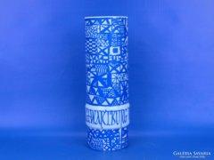 0D561 Retro JLMENAU porcelán váza WARTBURG