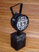 Retro vasutas lámpa Loft design!